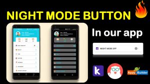 Night Mode Button Aia file source file