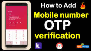 Otp verification Aia file