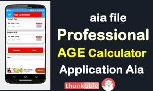 Buy Age calculator AIA file